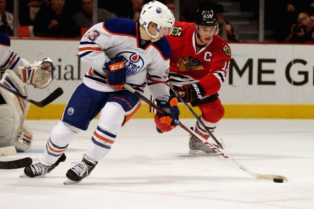 NHL: Επταετές συμβόλαιο για Nugent-Hopkins