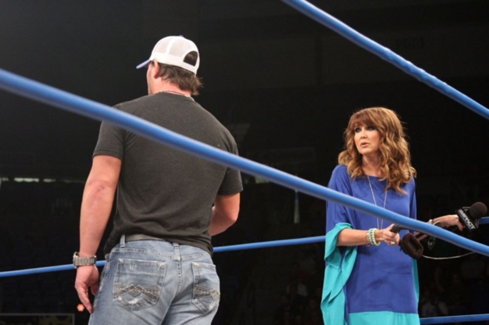 TNA Impact Wrestling: Απρέπεια του AJ Styles (videos+photos)