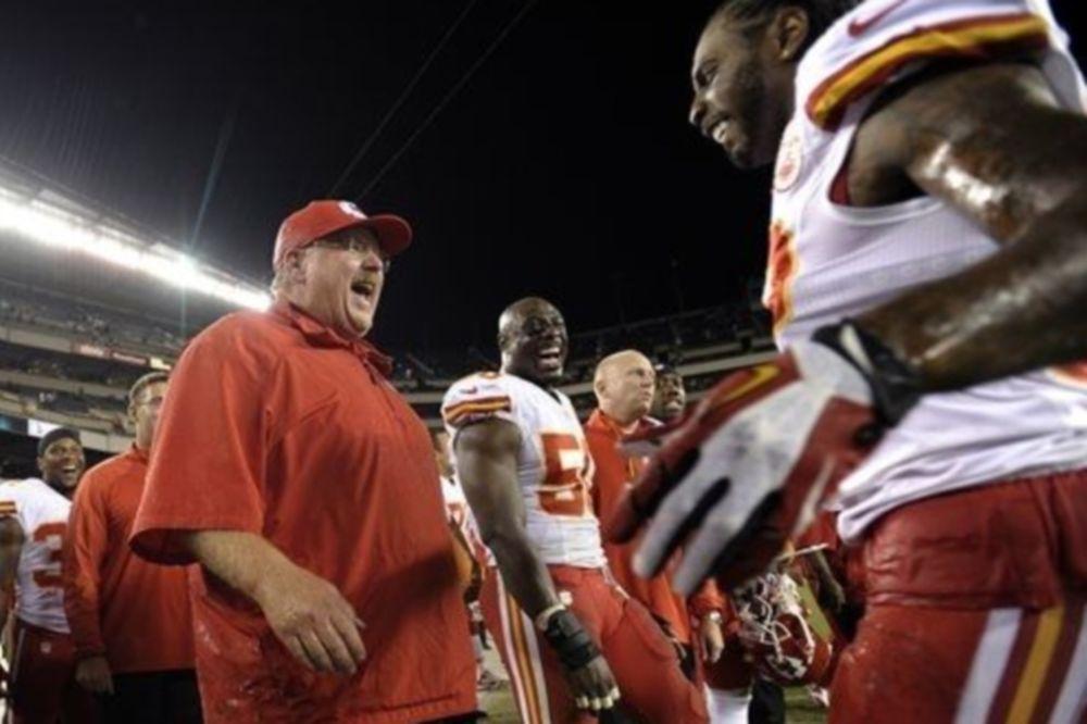 NFL: Η νικηφόρα επιστροφή του Reid (videos)