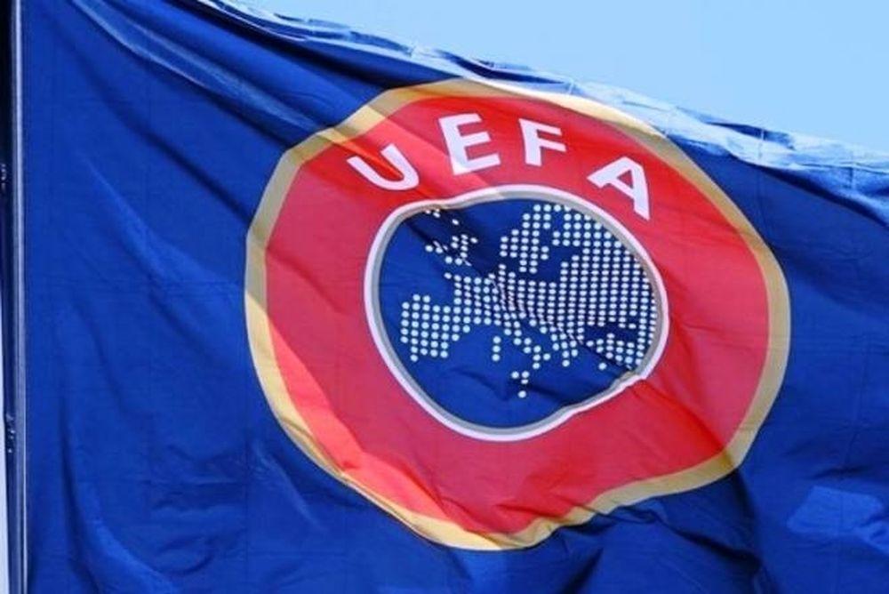 Κατάταξη UEFA: Παραμένει 13η η Ελλάδα