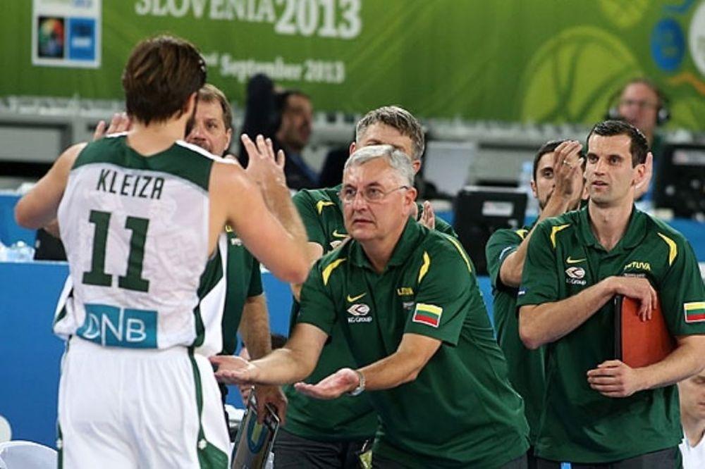 Καζλάουσκας: «Η Κροατία παίζει πραγματικά καλά...»