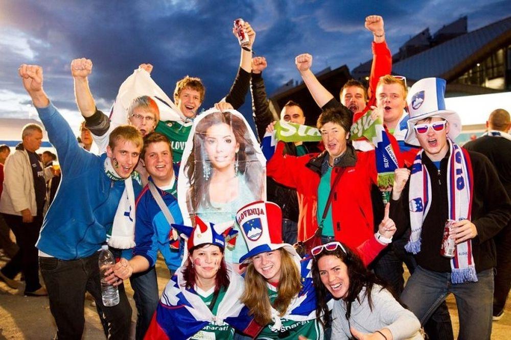 Ευρωμπάσκετ 2013: Και η Λονγκόρια στη Σλοβενία (photos)