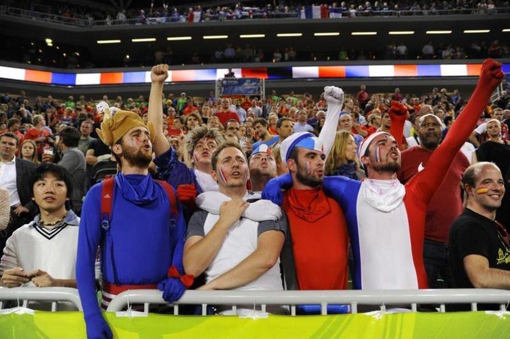 Ευρωμπάσκετ: Η… απόβαση των Γάλλων