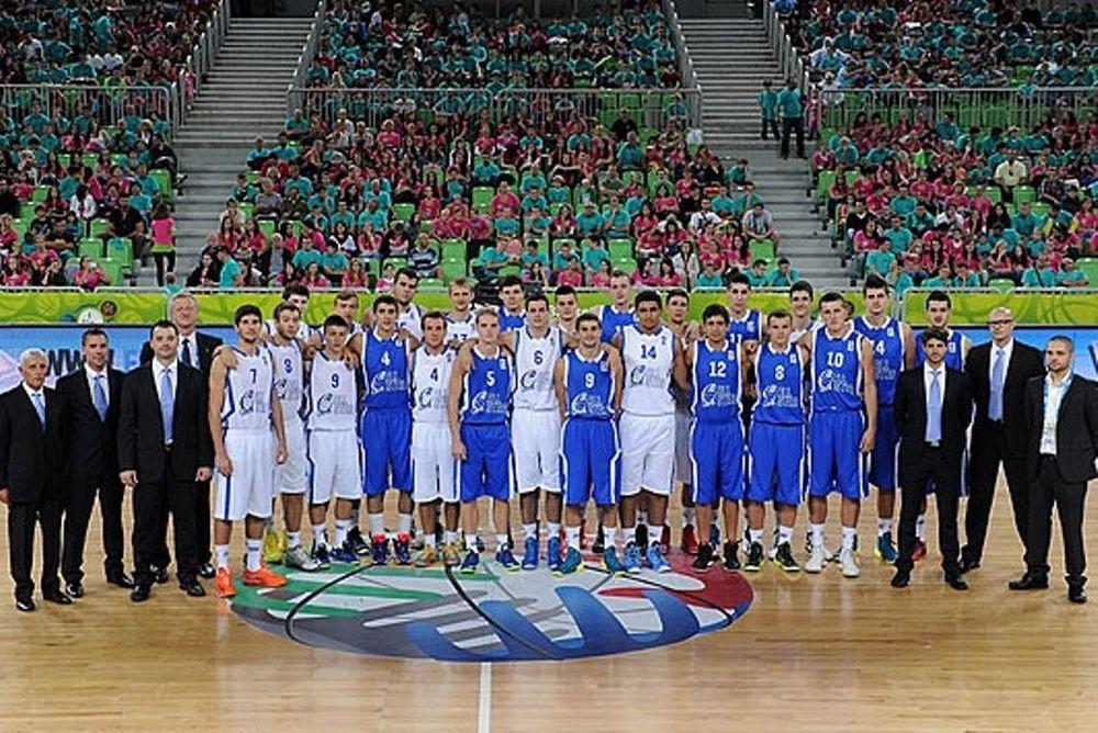 Ευρωμπάσκετ 2013: Μοναδική εμπειρία για Διαμαντάκο (videos)