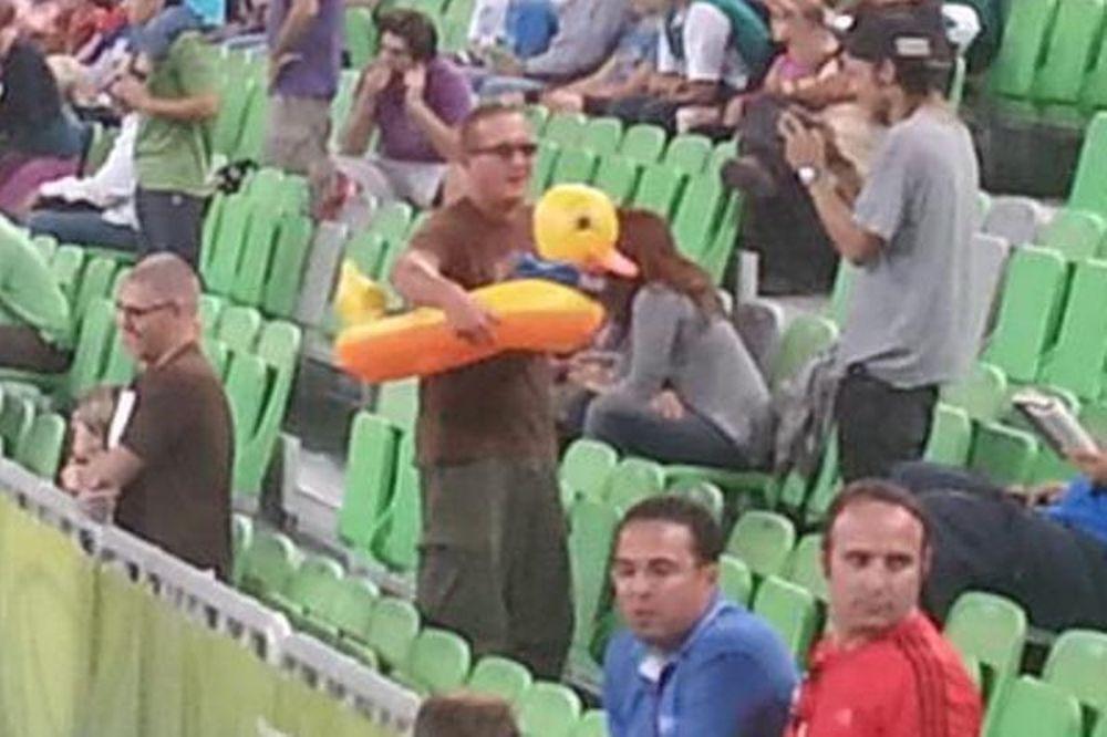 Ευρωμπάσκετ: Ποιος κάνει την… πάπια; (photo)