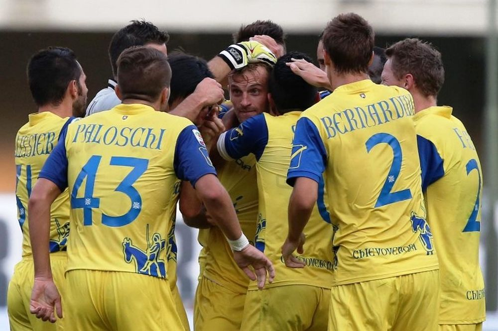 Επιτέλους νίκη για Κιέβο (video)