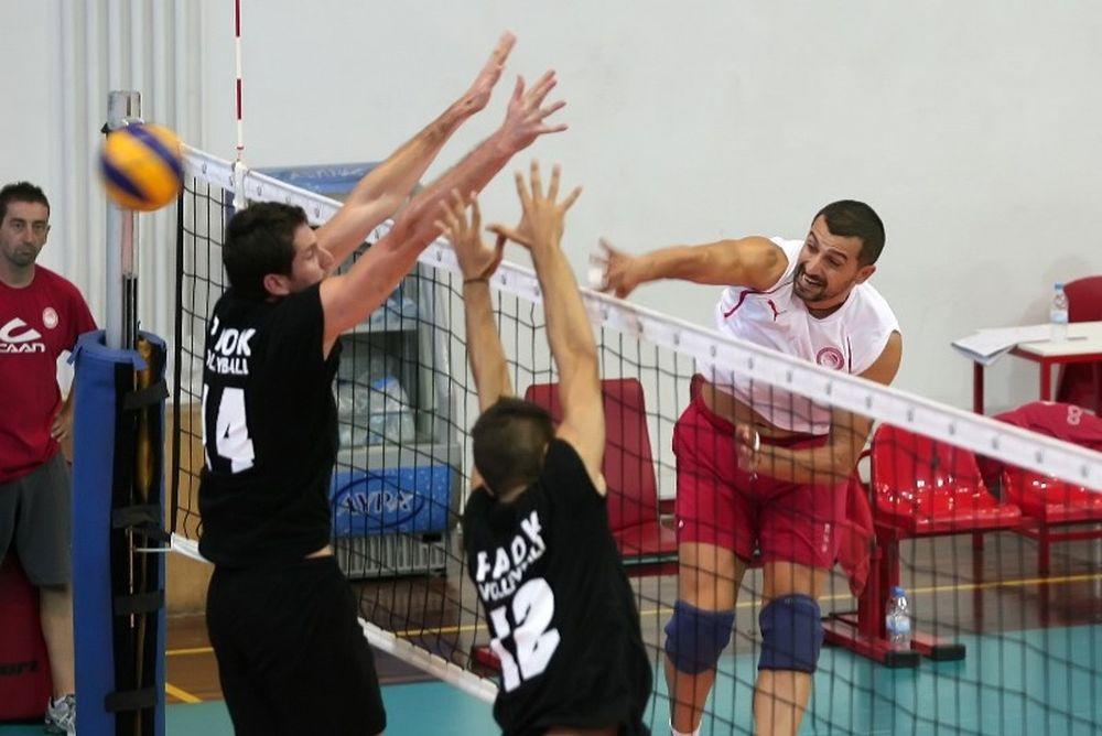 Ολυμπιακός: Νίκη - ανατροπή με ΠΑΟΚ