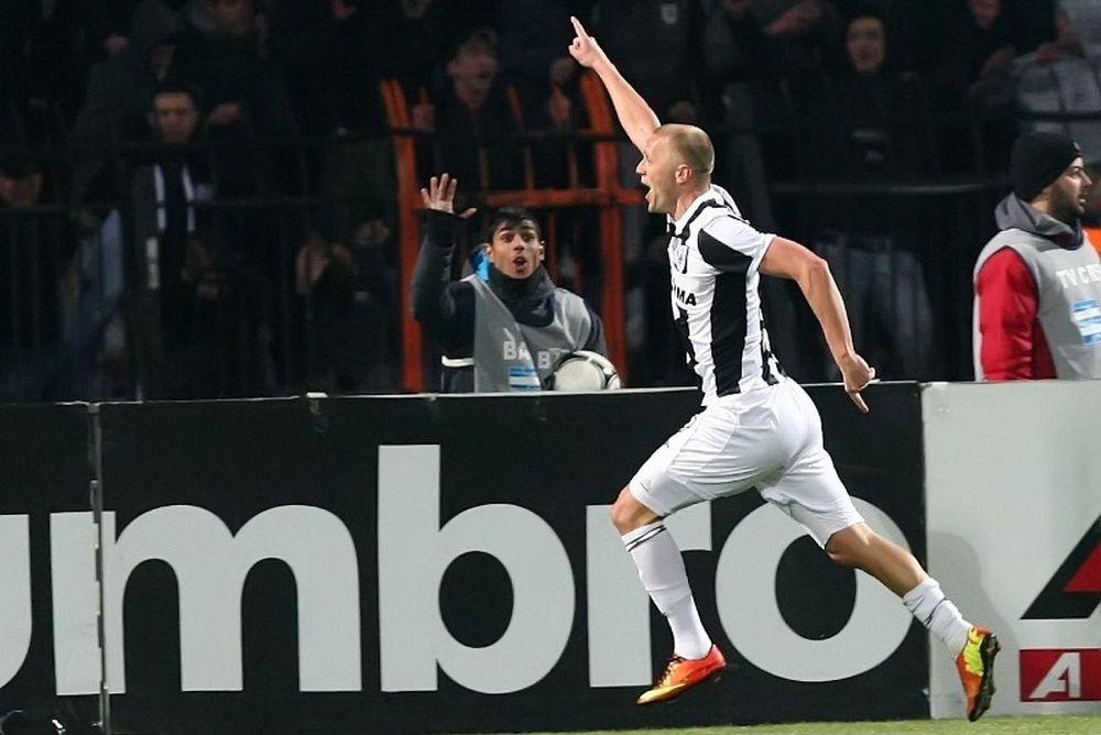Ο Βούκιτς… έδιωξε την κούραση, ο ΠΑΟΚ 1-0 τον Πλατανιά