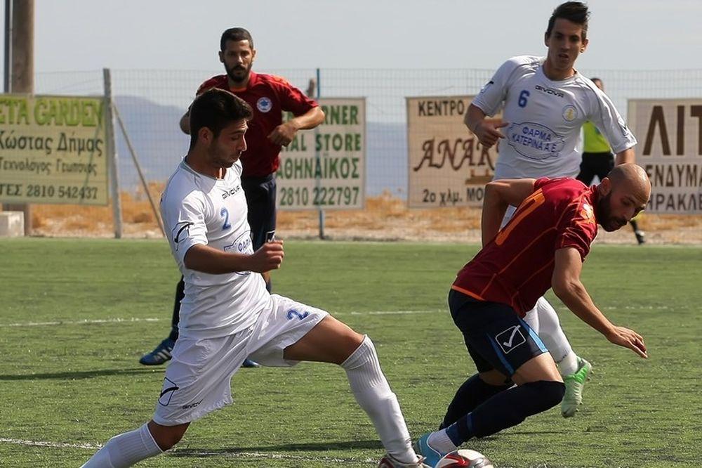 Ρούβας - Πανελευσινιακός 0-0