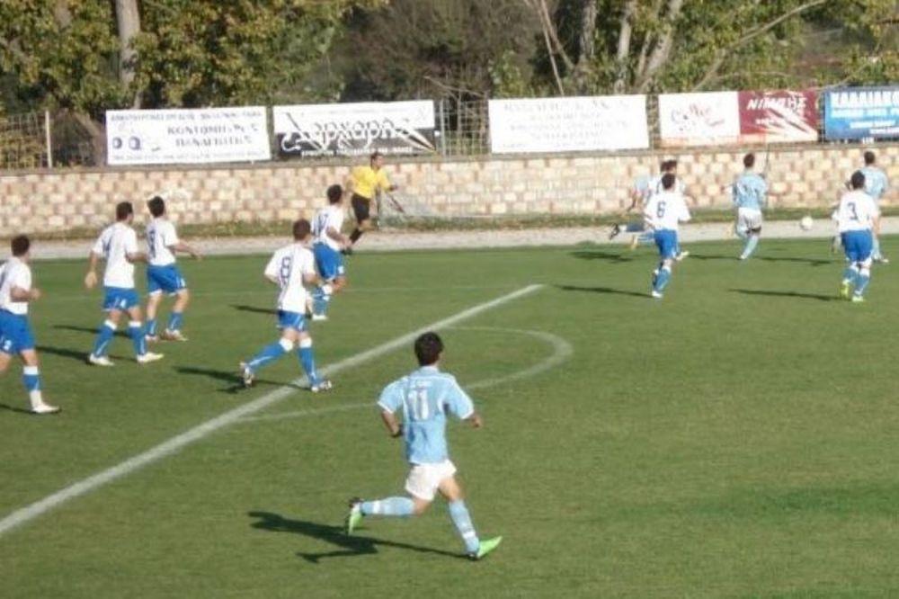 Ρήγας Φεραίος - ΑΟ Καρδίτσας 0-0