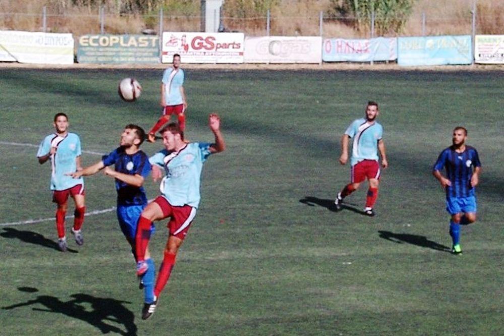 Όλυμπος Κέρκυρας – Οδυσσέας Κορδελιού 0-0