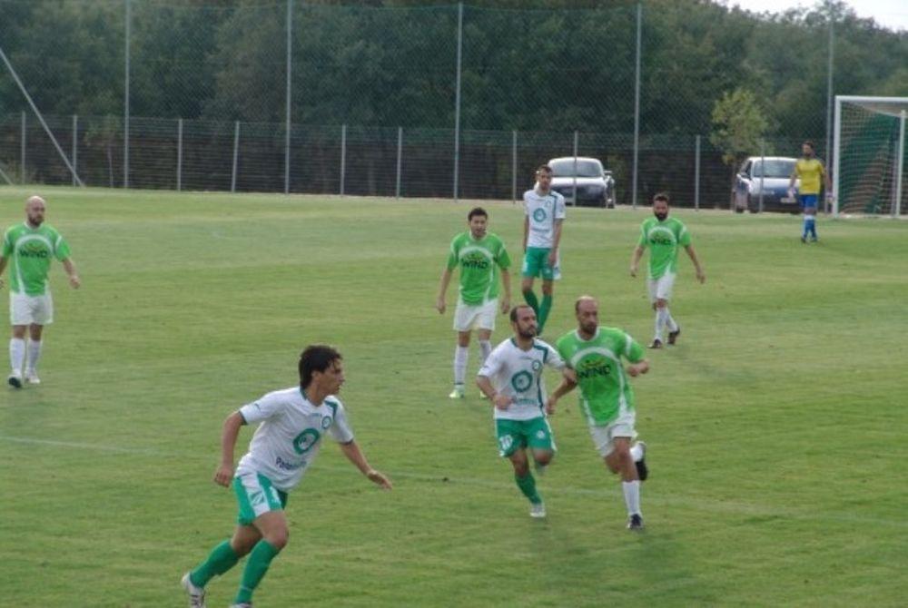 Δόξα Νέας Μανωλάδας - Παναρκαδικός 0-0