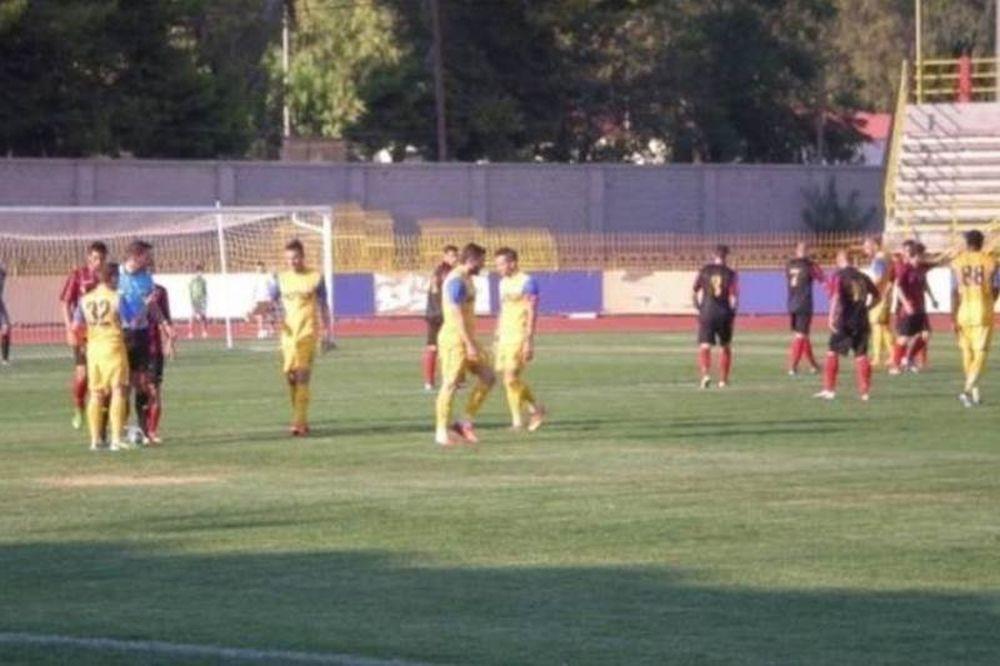Κόρινθος - Άρης Αιτωλικού 2-0