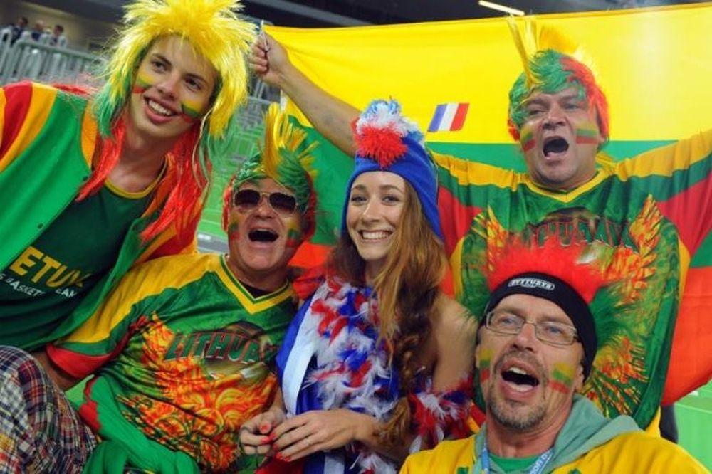 Ευρωμπάσκετ 2013: Στη… μέση το χρυσό (photos)
