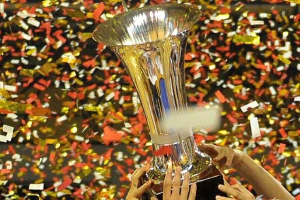 Κύπελλο Ελλάδας Γυναικών: Τα αποτελέσματα