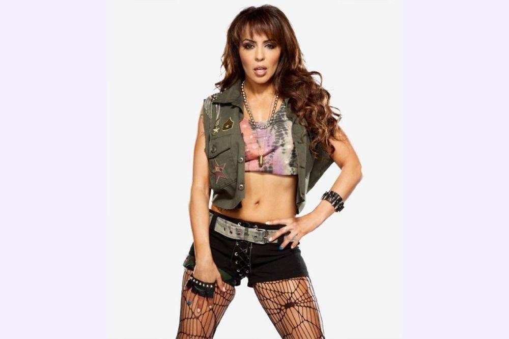 WWE: «Παρουσιάστηκε» η Layla (photos)