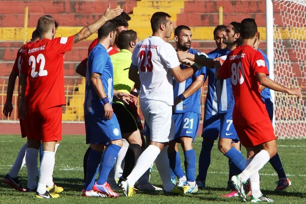 Καραναστάσης: «Να παίζουμε καλό ποδόσφαιρο»