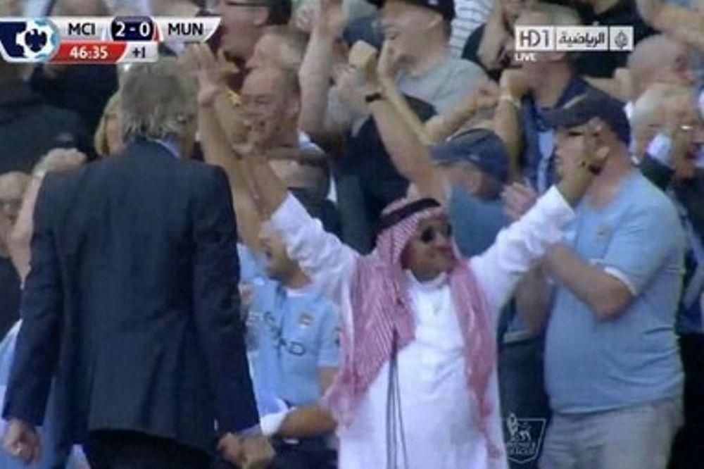 Σίτι – Γιουνάιτεντ: Βρε τον Άραβα! (photos+video)