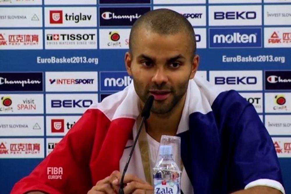 Ευρωμπάσκετ: Most Valuable… Parker! (video)