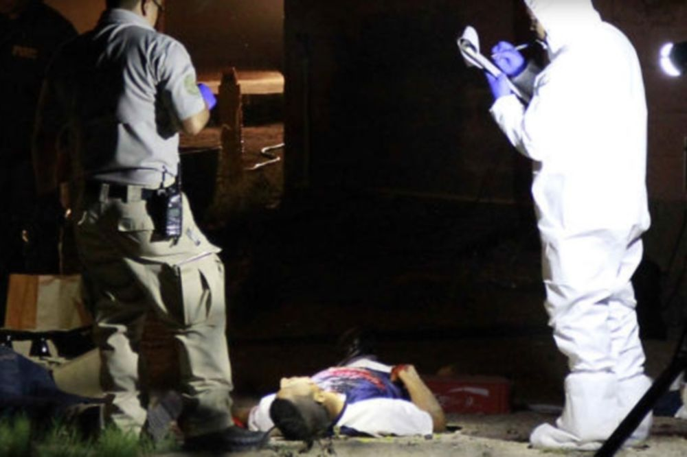 Μπέιζμπολ: Τραγωδία στο Μεξικό