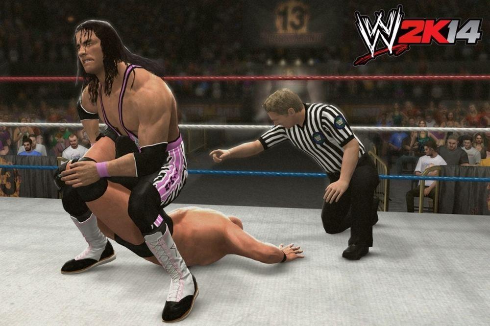 WWE 2K14: Το ρόστερ του game