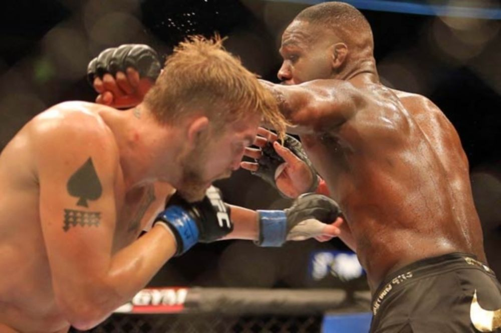 UFC 165: Θαυμασμό και από… Rock