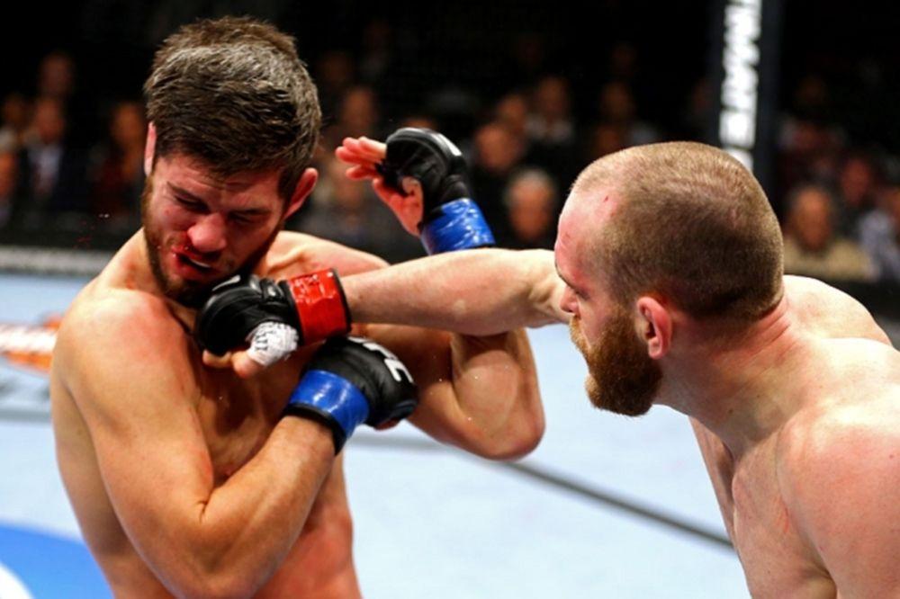UFC: Οι ηλίθιοι του T.J. Grant