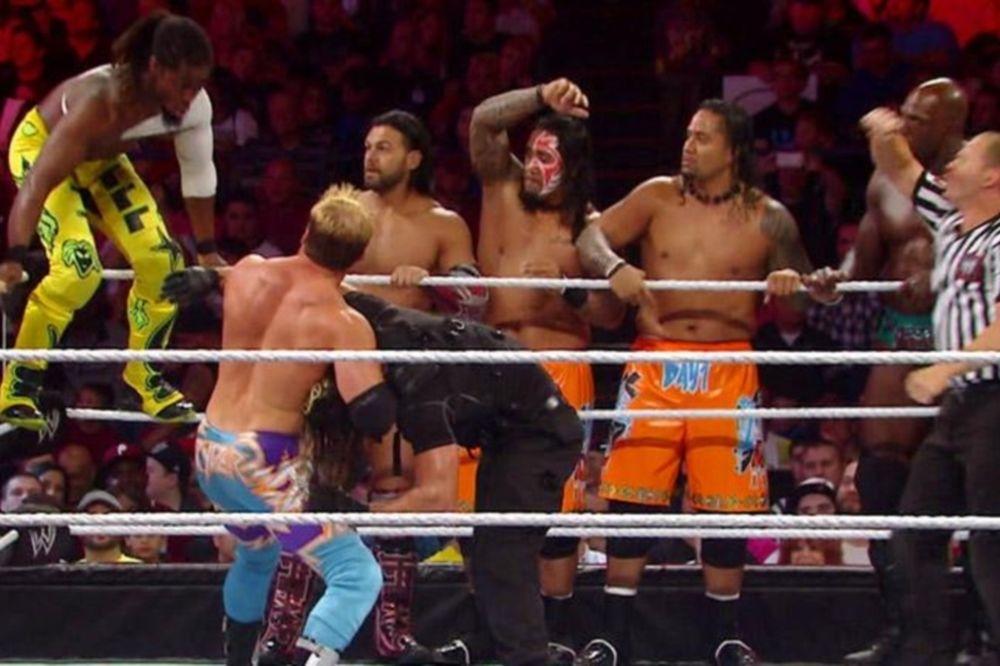 Raw SuperShow: Στο πλευρό του Bryan οι… αριθμοί (photos+videos)