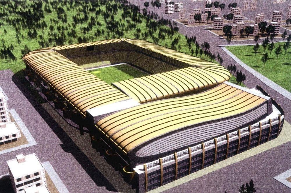 ΑΕΚ: Πρώτη «γεύση» από το νέο γήπεδο