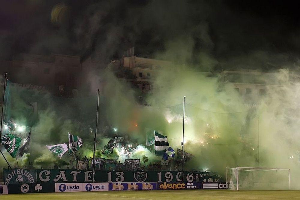 Super League: Βαρύ κατηγορητήριο για Παναθηναϊκό