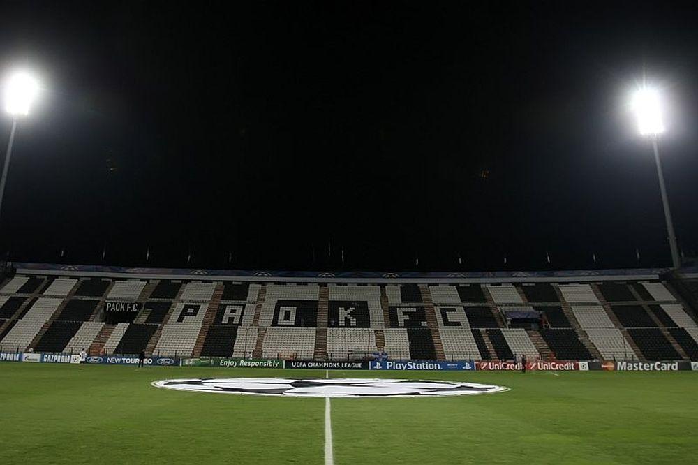 ΠΑΟΚ: «Έσκασε» νέα… καμπάνα από την UEFA