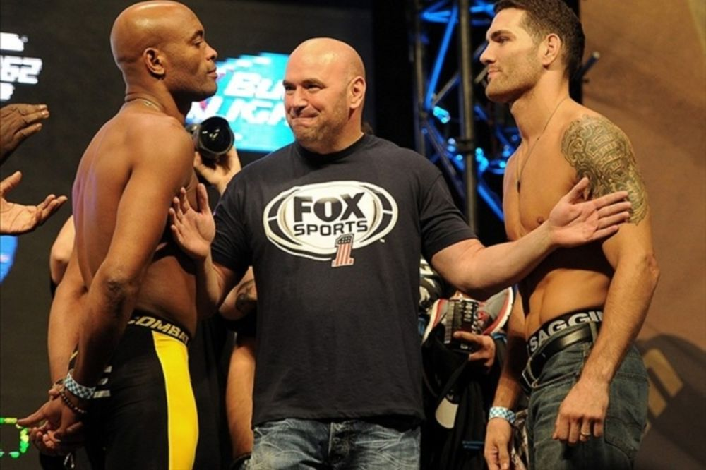 UFC 168: Δώρο ένα… νοκ άουτ από Silva