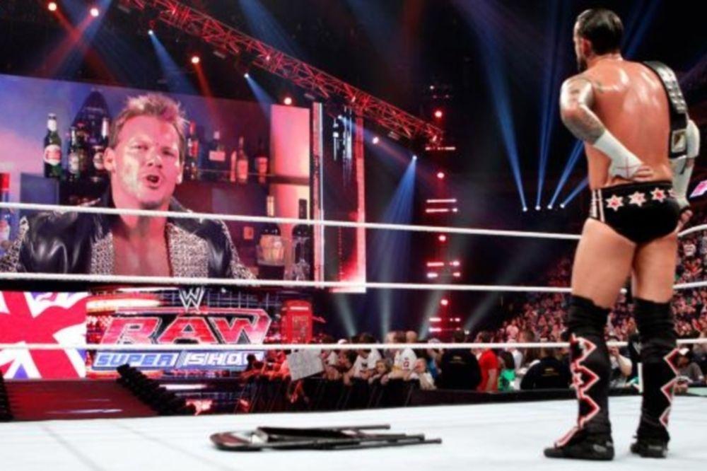 WWE: Ήθελε και τατουάζ ο Jericho