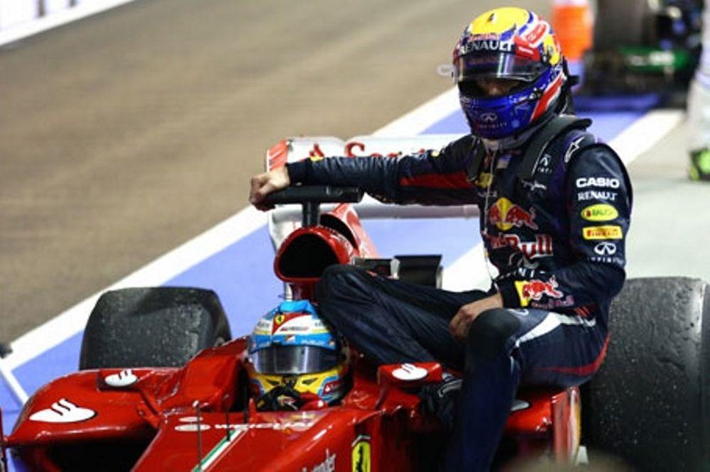 Formula 1: «Ταξί» με… τρεις «πιλότους» (video)