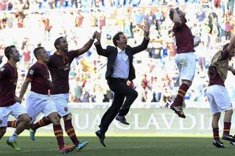 Παίρνει τη νίκη η Ρόμα