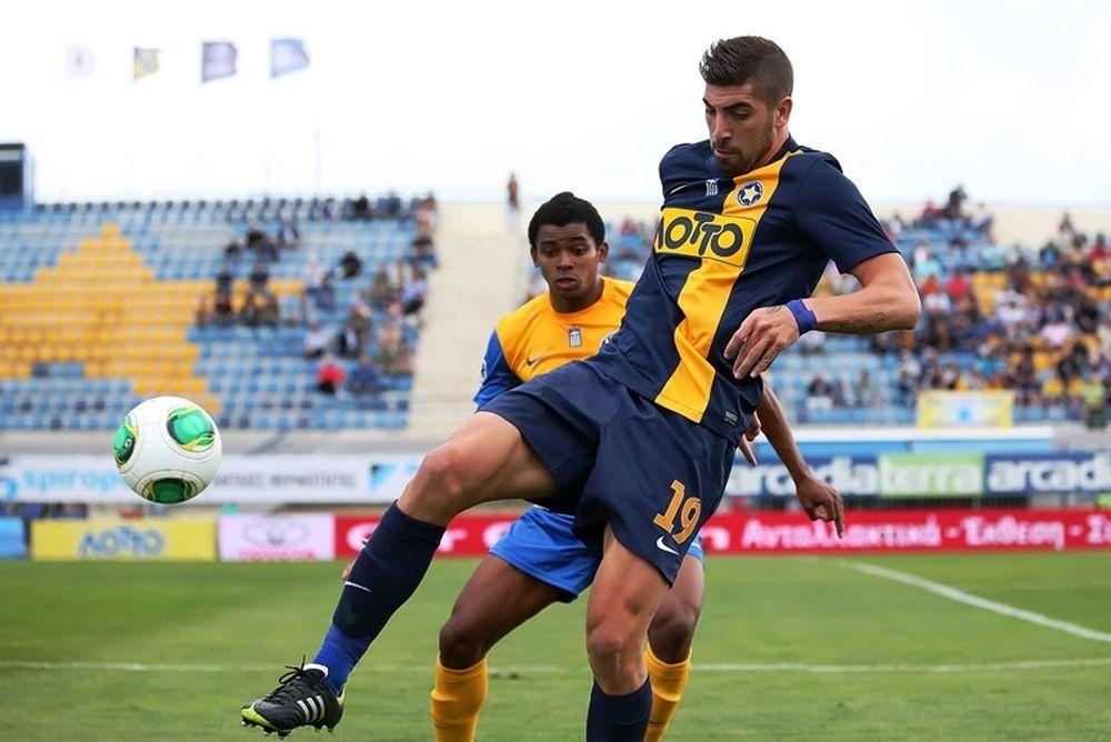 Λαμπερά τα Χανιά, 0-0 με τον Αστέρα στην Τρίπολη
