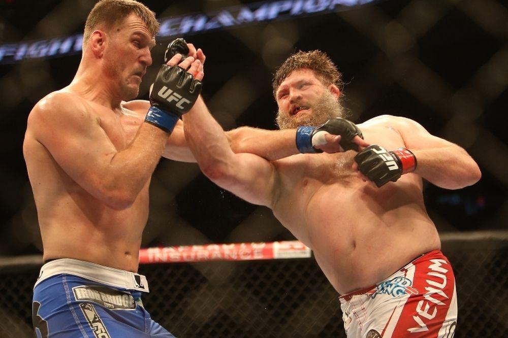 UFC 166: Ο White… σιχαίνεται τον Nelson