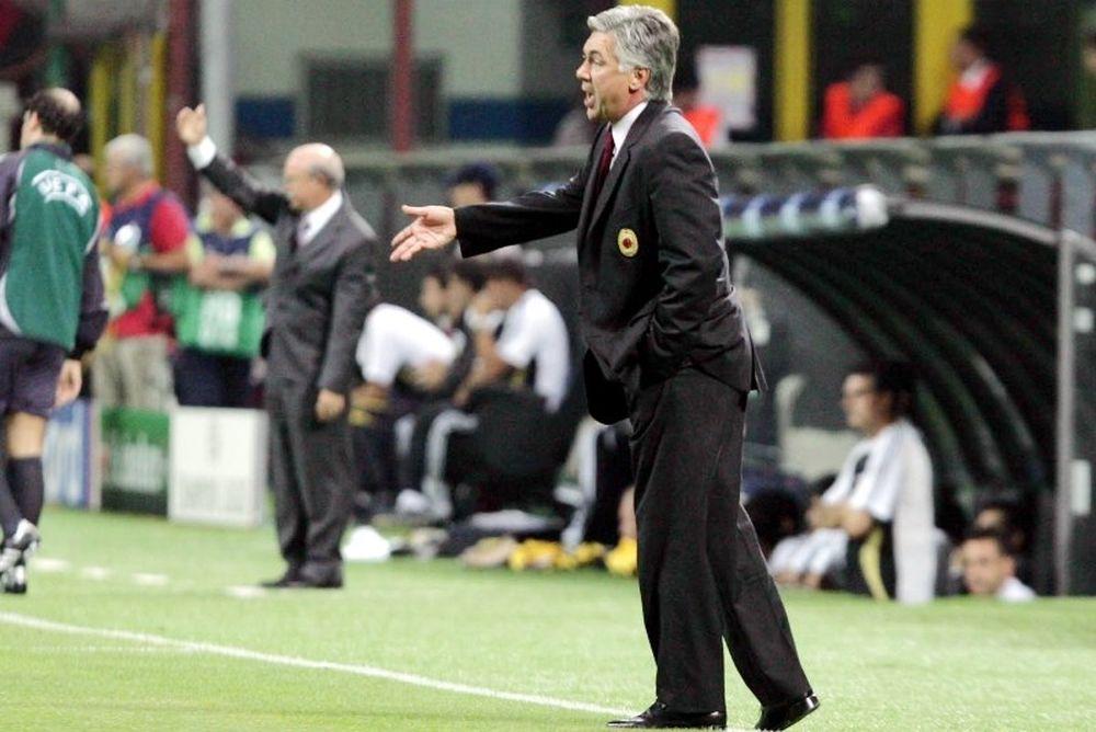 Αντσελότι: «Πικέ να μιλάς, αλλά στο γήπεδο»