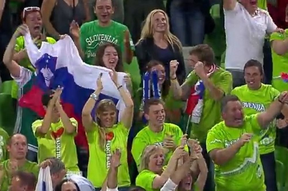 Ευρωμπάσκετ 2013: Το… παρασκήνιο στη Σλοβενία (video)