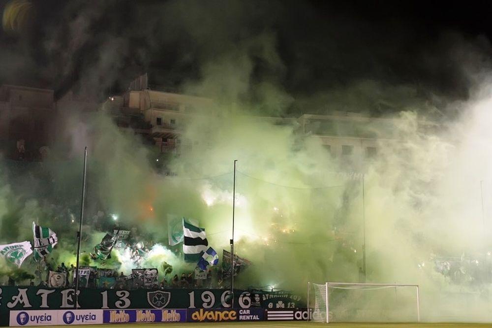 Super League: Πρόστιμο 25.000 ευρώ σε Παναθηναϊκό