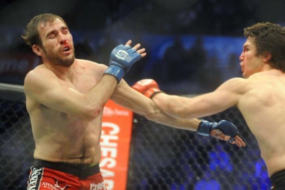 UFC: Παρελθόν ο Ryan Couture