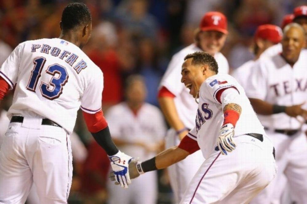 MLB: Ζωντανοί οι Ρέιντζερς (videos)