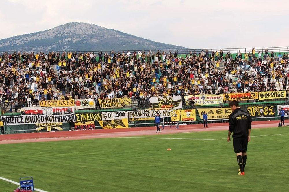 ΑΕΚ:  Η ΕΠΟ θα αποφασίσει για το γήπεδο με τον ΑΟ Περιστερίου