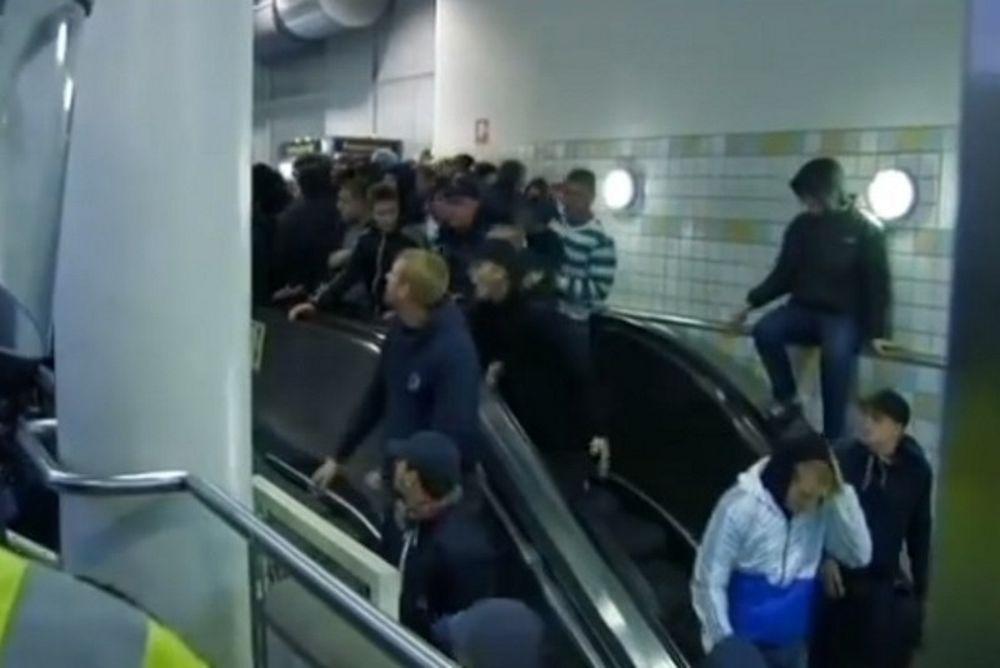 Σουηδία: Το… τρελό καψόνι της αστυνομίας στους οπαδούς (video)