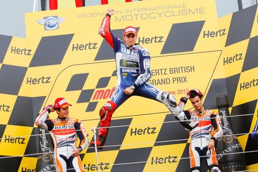 Moto GP: Δεν έχει ξαναγίνει με Λορένθο, Πεδρόσα και Μάρκεζ!
