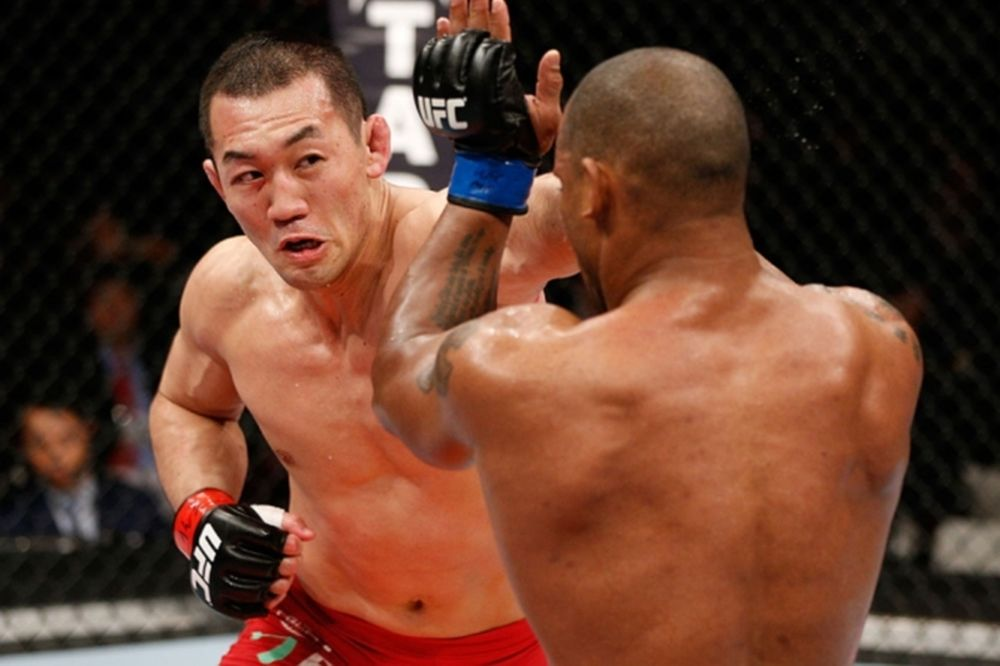 UFC: Τρελή αποδέσμευση του Okami