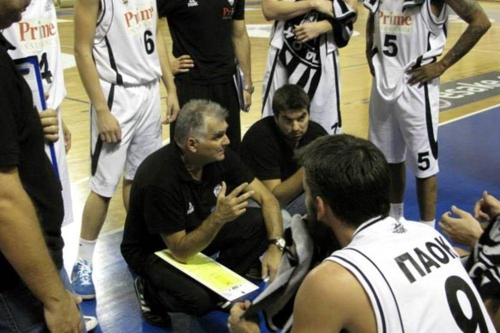Μαρκόπουλος: «Εξαιρετική άμυνα στο τέλος»