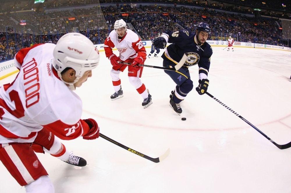 NHL: Με το… αριστερό οι Ρεντ Ουίνγκς