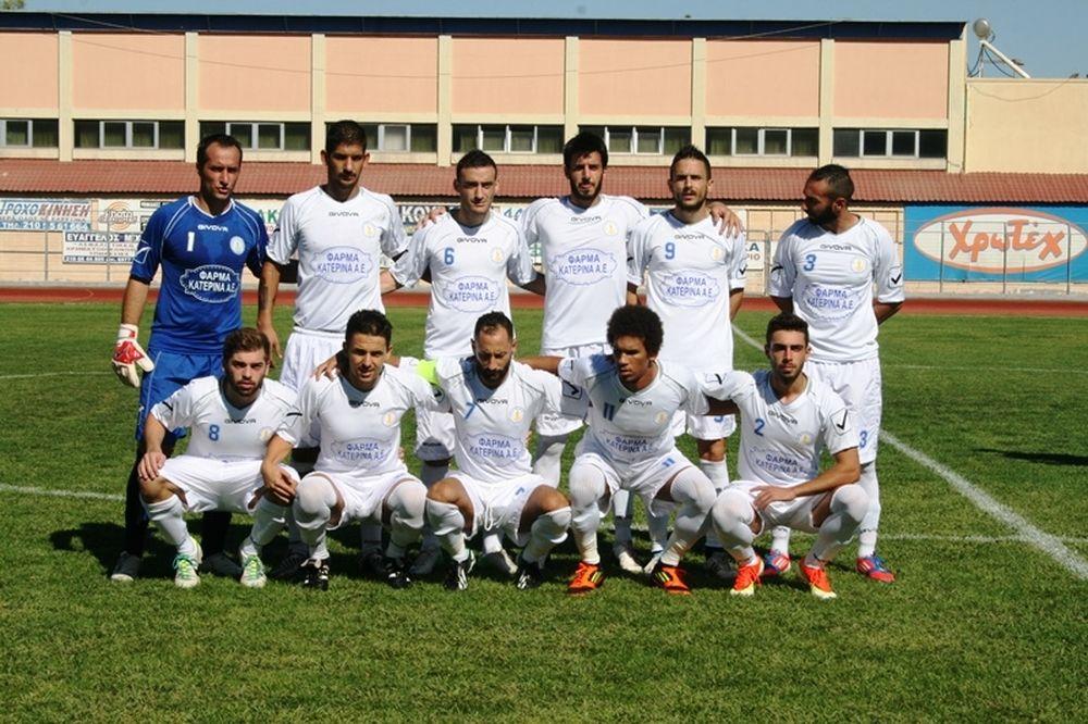 Πανελευσινιακός-Μύκονος 4-0