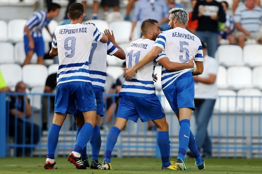 Επιτέλους νίκη για Απόλλωνα, 4-2 τον Λεβαδειακό (photos)